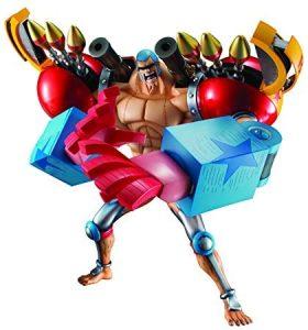Figura de Franky de One Piece de Megahouse - Muñecos de Franky - Figuras coleccionables del anime de One Piece