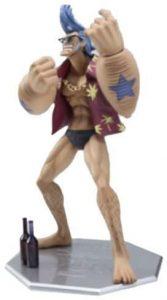 Figura de Franky de One Piece de Neo-2 - Muñecos de Franky - Figuras coleccionables del anime de One Piece
