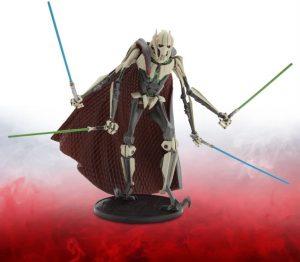 Figura de General Grievous de Disney - Figuras de acción y muñecos de Grievous de Star Wars