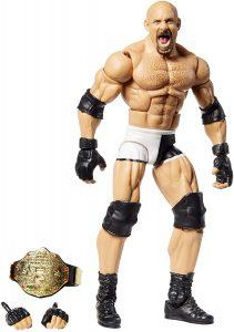 Figura de Goldberg de Mattel - Muñecos de Goldberg - Figuras coleccionables de luchadores de WWE