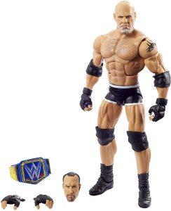 Figura de Goldberg de WWE - Muñecos de Goldberg - Figuras coleccionables de luchadores de WWE