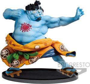 Figura de Jinbei de One Piece de Banpresto 2 - Muñecos de Jinbei - Figuras coleccionables del anime de One Piece