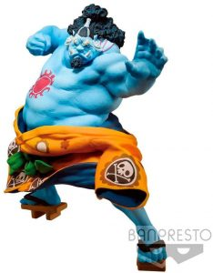 Figura de Jinbei de One Piece de Banpresto - Muñecos de Jinbei - Figuras coleccionables del anime de One Piece