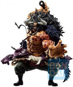 Figura de Kaido de One Piece de Banpresto - Muñecos de Kaido - Figuras coleccionables del anime de One Piece