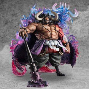 Figura de Kaido de One Piece de Megahouse - Muñecos de Kaido - Figuras coleccionables del anime de One Piece