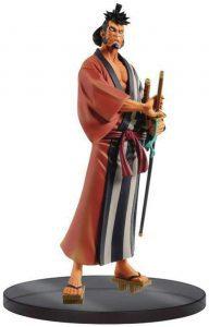 Figura de Kin'emon de One Piece de Banpresto 2 - Muñecos de Kinemon - Figuras coleccionables del anime de One Piece