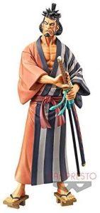 Figura de Kin'emon de One Piece de Banpresto 3 - Muñecos de Kinemon - Figuras coleccionables del anime de One Piece