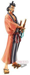 Figura de Kin'emon de One Piece de Banpresto - Muñecos de Kinemon - Figuras coleccionables del anime de One Piece