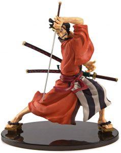 Figura de Kin'emon de One Piece de Toy Zany - Muñecos de Kinemon - Figuras coleccionables del anime de One Piece