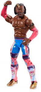Figura de Kofi Kingston de WWE - Muñecos de The New Day - Figuras coleccionables de luchadores de WWE
