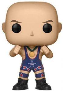 Figura de Kurt Angle de FUNKO POP - Muñecos de Kurt Angle - Figuras coleccionables de luchadores de WWE