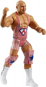 Figura de Kurt Angle de Mattel clásico 2 - Muñecos de Kurt Angle - Figuras coleccionables de luchadores de WWE