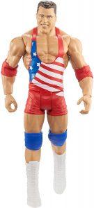 Figura de Kurt Angle de Mattel clásico - Muñecos de Kurt Angle - Figuras coleccionables de luchadores de WWE