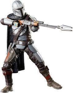 Figura de Mandalorian de Hasbro - Figuras de acción y muñecos de Mandalorian de Star Wars