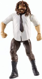 Figura de Mankind de Mattel 3 - Muñecos de Mick Foley - Figuras coleccionables de luchadores de WWE