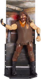Figura de Mankind de Mattel - Muñecos de Mick Foley - Figuras coleccionables de luchadores de WWE