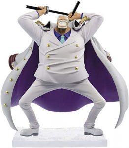Figura de Monkey D. Garp de One Piece de Banpresto - Muñecos de Monkey D. Garp - Figuras coleccionables del anime de One Piece