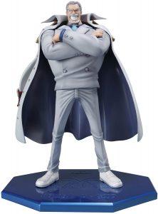 Figura de Monkey D. Garp de One Piece de Megahouse - Muñecos de Monkey D. Garp - Figuras coleccionables del anime de One Piece