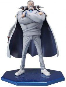 Figura de Monkey D. Garp de One Piece de siyushop - Muñecos de Monkey D. Garp - Figuras coleccionables del anime de One Piece
