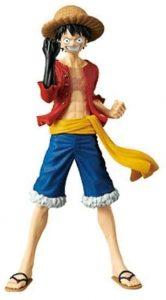 Figura de Monkey D. Luffy de One Piece de 50 aniversario de Banpresto - Muñecos de Luffy - Figuras coleccionables del anime de One Piece