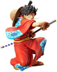 Figura de Monkey D. Luffy de One Piece de Bandai 2 - Muñecos de Luffy - Figuras coleccionables del anime de One Piece
