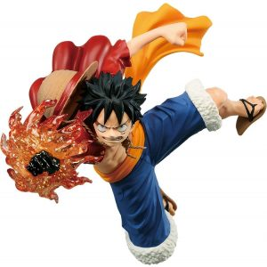 Figura de Monkey D. Luffy de One Piece de Bandai 3 - Muñecos de Luffy - Figuras coleccionables del anime de One Piece