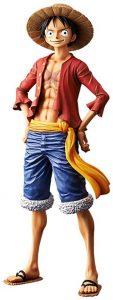 Figura de Monkey D. Luffy de One Piece de Bandai 4 - Muñecos de Luffy - Figuras coleccionables del anime de One Piece