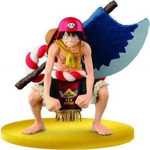 Figura de Monkey D. Luffy de One Piece de Bandai 5 - Muñecos de Luffy - Figuras coleccionables del anime de One Piece