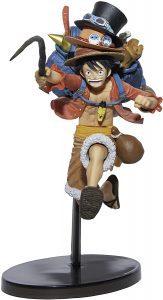 Figura de Monkey D. Luffy de One Piece de Banpresto 2 - Muñecos de Luffy - Figuras coleccionables del anime de One Piece