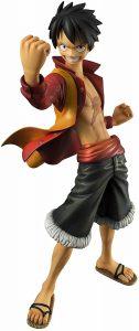 Figura de Monkey D. Luffy de One Piece de Megahouse 3 - Muñecos de Luffy - Figuras coleccionables del anime de One Piece