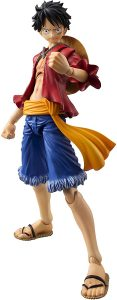 Figura de Monkey D. Luffy de One Piece de Megahouse - Muñecos de Luffy - Figuras coleccionables del anime de One Piece