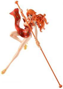 Figura de Nami de One Piece de Banpresto 12 - Muñecos de Nami - Figuras coleccionables del anime de One Piece