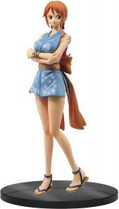 Figura de Nami de One Piece de Banpresto 4 - Muñecos de Nami - Figuras coleccionables del anime de One Piece