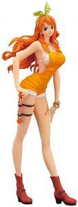 Figura de Nami de One Piece de Banpresto 7 - Muñecos de Nami - Figuras coleccionables del anime de One Piece