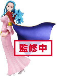 Figura de Nefertari Vivi de One Piece de Banpresto 3 - Muñecos de Nefertari Vivi Figuras coleccionables del anime de One Piece