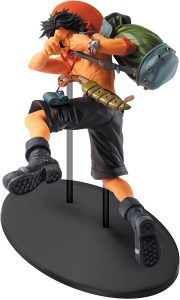 Figura de Portgas D. Ace de One Piece de Bandai 2 - Muñecos de Portgas D. Ace - Figuras coleccionables del anime de One Piece