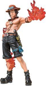 Figura de Portgas D. Ace de One Piece de Bandai - Muñecos de Portgas D. Ace - Figuras coleccionables del anime de One Piece