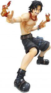 Figura de Portgas D. Ace de One Piece de Banpresto 5 - Muñecos de Portgas D. Ace - Figuras coleccionables del anime de One Piece