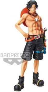 Figura de Portgas D. Ace de One Piece de Banpresto 7 - Muñecos de Portgas D. Ace - Figuras coleccionables del anime de One Piece