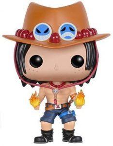 Figura de Portgas D. Ace de One Piece de FUNKO POP - Muñecos de Portgas D. Ace - Figuras coleccionables del anime de One Piece