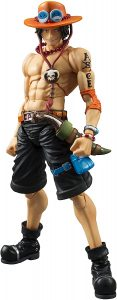 Figura de Portgas D. Ace de One Piece de Megahouse 2 - Muñecos de Portgas D. Ace - Figuras coleccionables del anime de One Piece