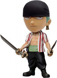Figura de Roronoa Zoro de One Piece de Toy Zany - Muñecos de Zoro - Figuras coleccionables del anime de One Piece