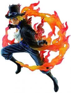 Figura de Sabo de One Piece de Bandai Spirits Ichibansho - Muñecos de Sabo - Figuras coleccionables del anime de One Piece