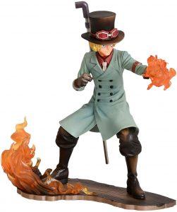 Figura de Sabo de One Piece de Banpresto 2 - Muñecos de Sabo - Figuras coleccionables del anime de One Piece