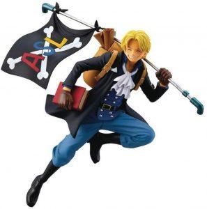 Figura de Sabo de One Piece de Banpresto 3 - Muñecos de Sabo - Figuras coleccionables del anime de One Piece