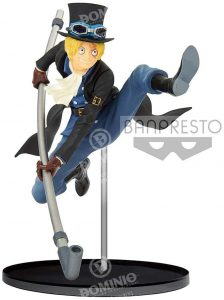 Figura de Sabo de One Piece de Banpresto 4 - Muñecos de Sabo - Figuras coleccionables del anime de One Piece