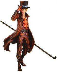 Figura de Sabo de One Piece de Banpresto 9 - Muñecos de Sabo - Figuras coleccionables del anime de One Piece