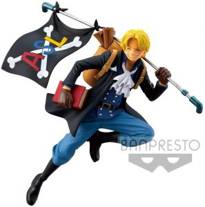 Figura de Sabo de One Piece de Banpresto - Muñecos de Sabo - Figuras coleccionables del anime de One Piece