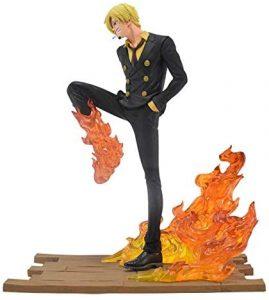Figura de Sanji de One Piece de Banpresto 10 - Muñecos de Sanji - Figuras coleccionables del anime de One Piece