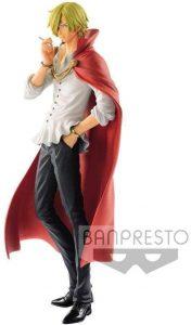 Figura de Sanji de One Piece de Banpresto 2 - Muñecos de Sanji - Figuras coleccionables del anime de One Piece